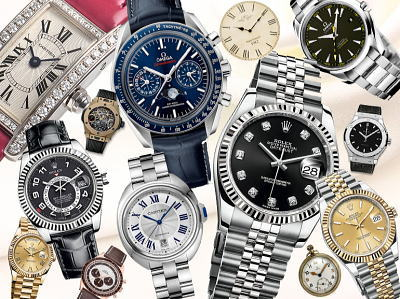 取扱い品 時計