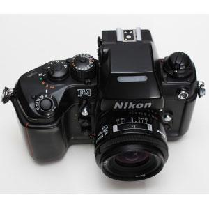 Nikon 一眼レフカメラ F4 レンズキット