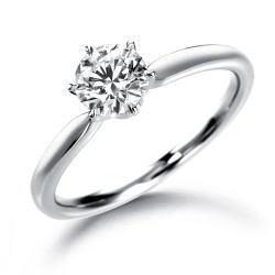 プラチナ900 ダイヤモンド リング