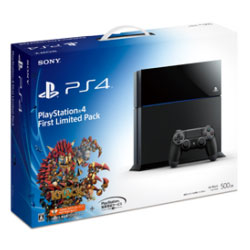 PlayStation®4 First Limited Pack