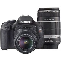 Canon EOS Kiss X5 ダブルズームレンズキット