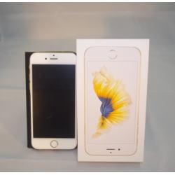 iPhone 6s 16GB ゴールド