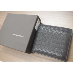 ボッテガヴェネタ 二つ折財布 193642 V4651 1000