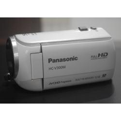 パナソニック デジタルハイビジョンビデオカメラ HC-V300M