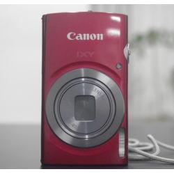 キャノン コンパクトデジタルカメラ IXY 640 レッド
