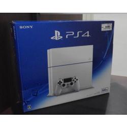 PS4 グレイシャー・ホワイト 500GB