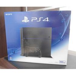 PlayStation4 500GB ジェット・ブラック