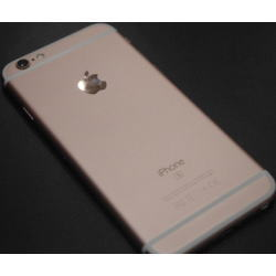 iPhone 6s 64GB ローズゴールド