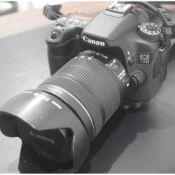 キャノン EOS 70D EF-S18-135 IS STM レンズキット