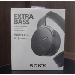 ソニー ヘッドフォン MDR-XB950BT