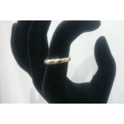 K18WG 指輪