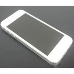 iPhone5 32GB シルバー