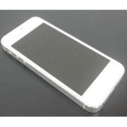 iPhone5 32GB シルバー