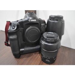 一眼レフカメラ Canon EOS-1V レンズ2本