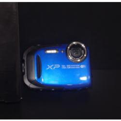 富士フイルム FinePix XP80 ブルー