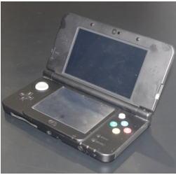 New ニンテンドー 3DS ブラック