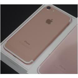 iPhone7 128GB ローズゴールド 新品