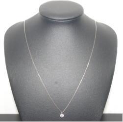 プラチナ850 ダイヤモンド ネックレス