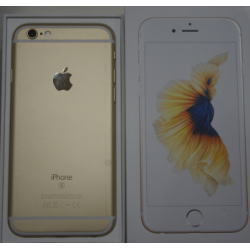 iPhone 6s 64GB ゴールド