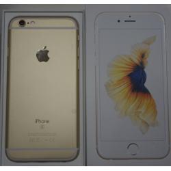 iPhone 6s 64GB ゴールド