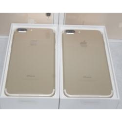 iPhone7 Plus 256GB 2台 ゴールド