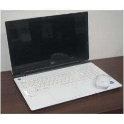 ノートパソコン NEC LAVIE Smart NS(e) PC-SN17C