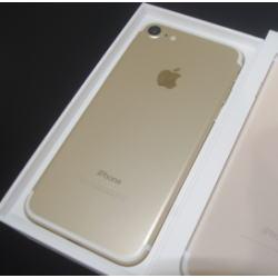 iPhone7 256GB ゴールド