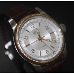 オリス 自動巻き メンズ腕時計