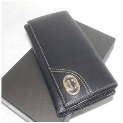 グッチ メンズ ブラック 181593・2067 財布
