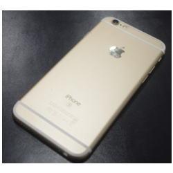iPhone6s 64GB ゴールド