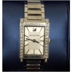 スワロフスキー腕時計 シトラスクエア クリスタルベゼル/1094371