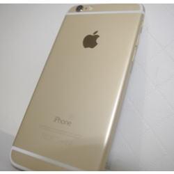 iPhone 6 128GB ゴールド