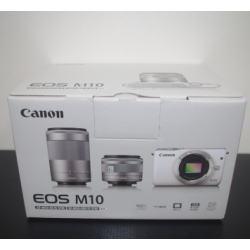 EOS M10 ダブルレンズキット