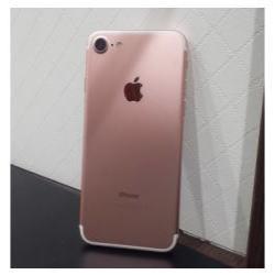 iPhone 7 128GB ローズゴールド