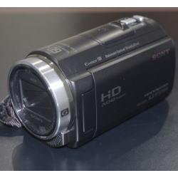 SONY デジタルビデオカメラ HDR-CX535