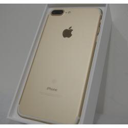 iPhone 7 Plus 256GB ゴールド
