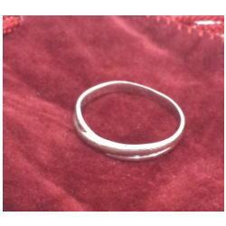プラチナ1000 指輪