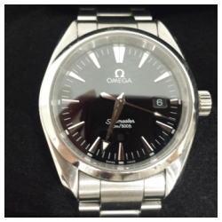 オメガ腕時計 シーマスターアクアテラ