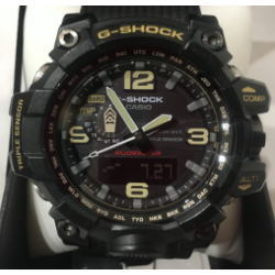 CASIO G-SHOCK 電波ソーラー GWG-1000-1AJF