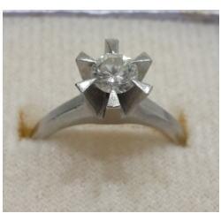プラチナ950 ダイヤモンドリング