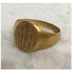 K18指輪