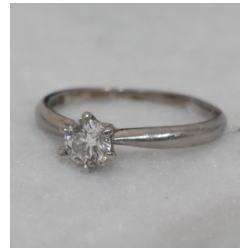 プラチナ1000 ダイヤモンドリング