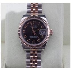 ロレックス デイトジャスト 179171 レディース腕時計