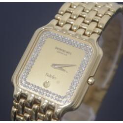 レイモンド・ウィル K18 メンズ腕時計