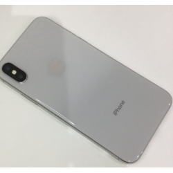 iPhone X 256GB docomo [シルバー]