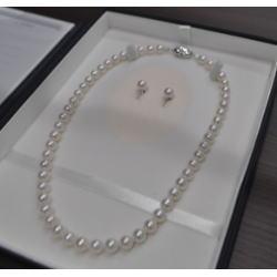 質預り・買取り品-宝石,金 ネックレス 真珠