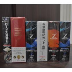 質預り・買取り品-DVDブルーレイ ブルーレイBOX