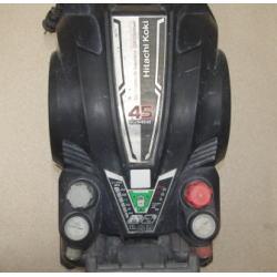 質預り・買取り品-電化製品 エアコンプレッサー 日立工機