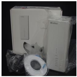 質預り・買取り品-電化製品 soft bank ルーター