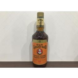 質預り・買取り品-アルコール ウィスキー オールド グランダッド